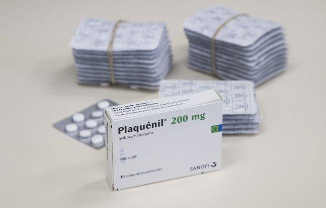 Coronavirus: La fin des essais cliniques sur l'hydroxychloroquine sonne-t-elle le glas de l'essai Discovery?