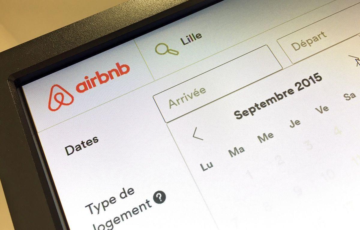 Illustration sur le site de partage de logements AirBnB. – M.Libert/20 Minutes