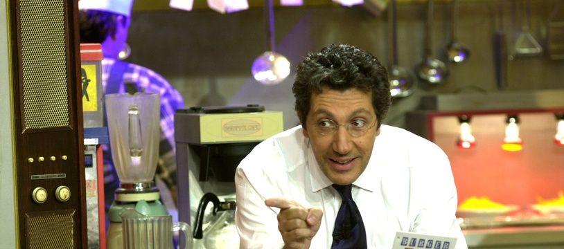 Alain Chabat dans «Burger Quiz».