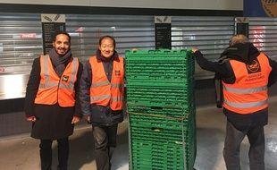 L'OGC Nice a reversé deux tonnes de nourriture à la Banque alimentaire depuis la saison 2016-2017.