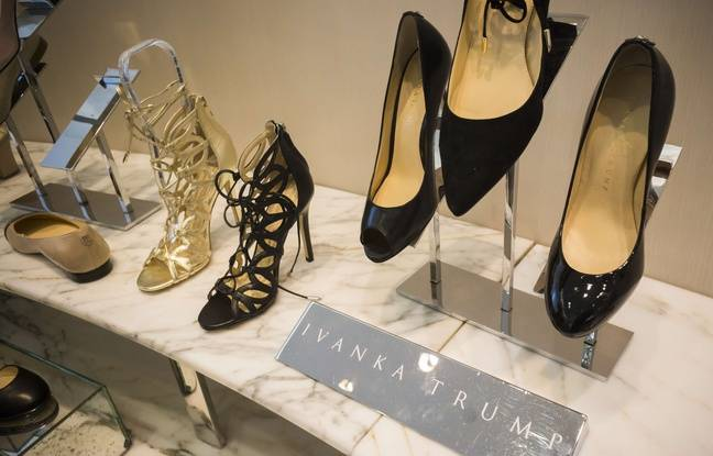 La fabrication en Chine des chaussures de la marque Ivanka Trump lui a valu des critiques.