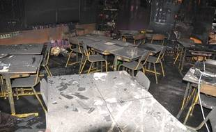 L'école des Tamaris, à Béziers, incendiée le soir d'Halloween