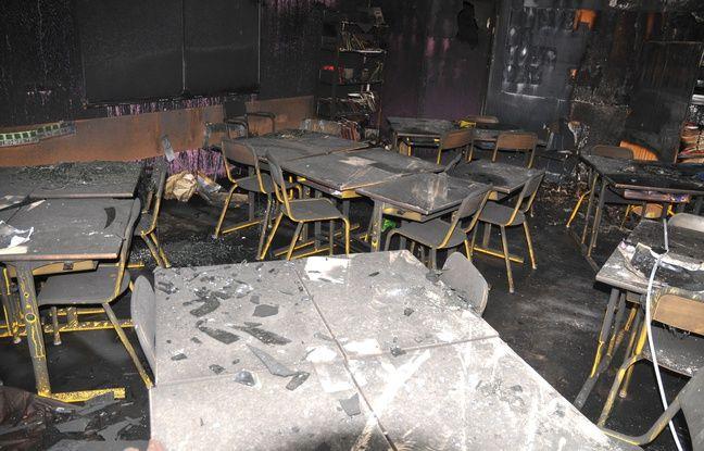 Béziers : L'école incendiée le soir d'Halloween devra être démolie