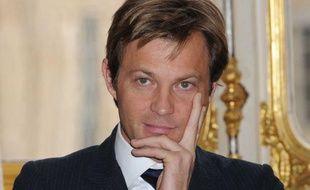 Laurent Delahousse le 8 février 2010.