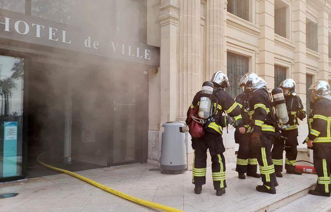 L'incendie s'est déclaré dans un local électrique