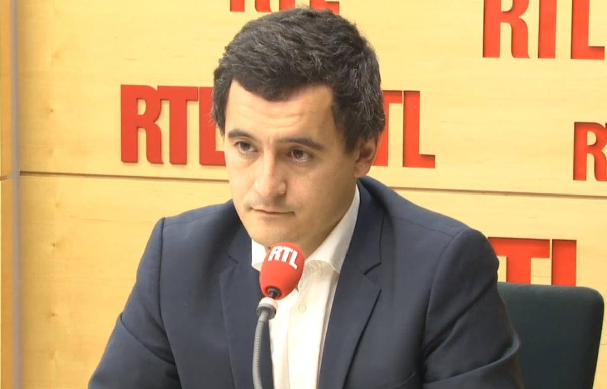 Gérarld Darmanin, le porte-parole de Nicolas Sarkozy lundi 10 novembre 2014 sur RTL – RTL
