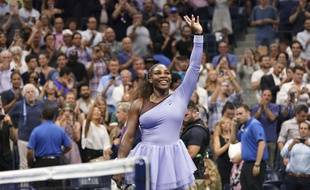 Serena Williams qualifiée pour la finale de l'US Open