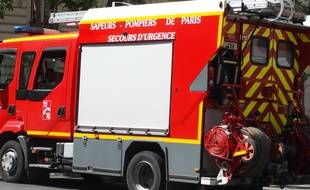 Les pompiers ont tenté de ranimer un père de famille tombé du 2e étage d'un immeuble dans le Val-de-Marne (Illustration).