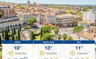 Météo Montpellier: Prévisions du samedi 6 mars 2021