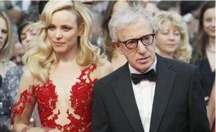Robert de Niro, président du jury (en haut à g.). Woody Allen et Rachel McAdams (en bas à g.). Uma Thurman (à d.).