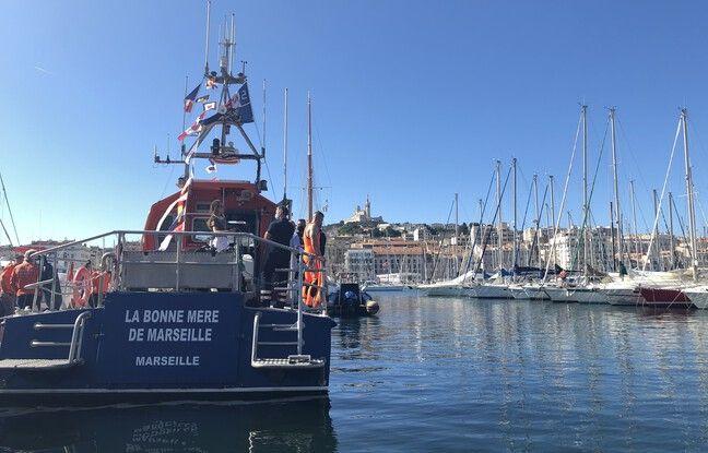 La vedette de la SNSM La Bonne Mère de Marseille est intervenue 140 fois en mer en 2020
