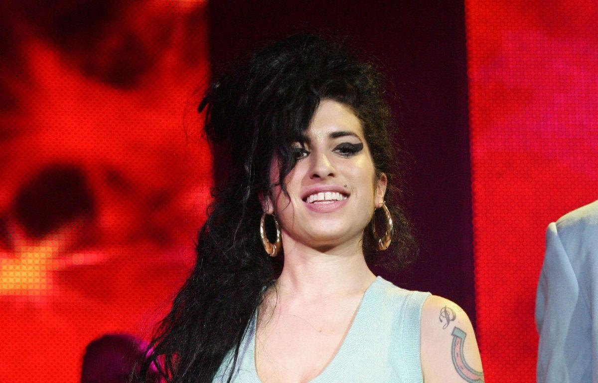 La chanteuse Amy Winehouse à l'AOL Music Live Winter Warmer en 2006 à Londres – WENN
