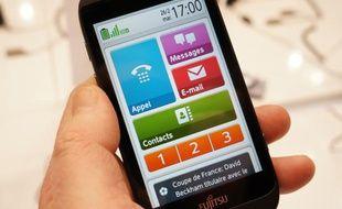 Le Stylistic S01 s'adressera aux personnes n'ayant jamais eu de téléphone mobile.