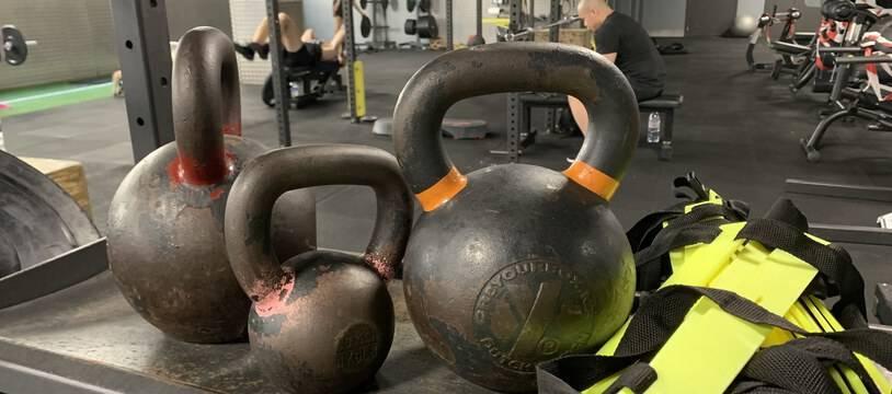 La salle Fitness Park de Diderot, à Paris.