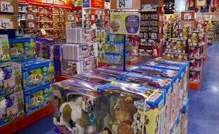 Confinement: Les marchands de jouets déposent un recours contre les hypermarchés (Archives)