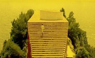L'affiche officielle du 69ème Festival de Cannes