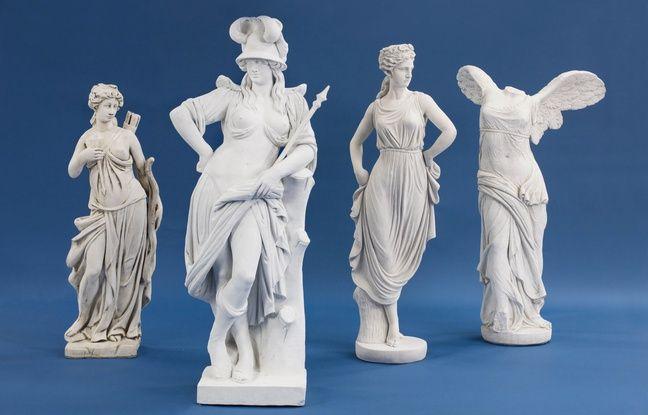 Pas moins de 700 statues seront disposées place Royale à Nantes cet été 2019.