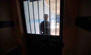 Ouaihid Ben Faïza était détenu à la prison de Villepinte quand il a été libéré par un commando, le 4 juin 2014.