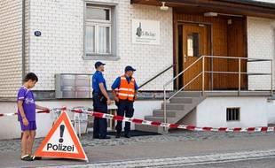 Un homme a été abattu dans la salle de prière de la mosquée de Saint-Gall, en Suisse.