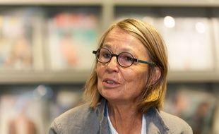 La ministre de la Culture, Françoise Nyssen, le 8 septembre à Rennes.