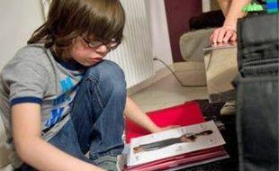 Aujourd'hui en France, seulement 20% des enfants autistes sont scolarisés.