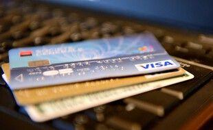 Des cartes de crédit (image d'illustration).