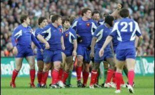 Plus des deux tiers du XV de France vainqueur (20-17) en Irlande le 11 février devraient à nouveau être alignés d'entrée contre le pays de Galles, samedi au Stade de France lors de la 3e journée du Tournoi des six nations.