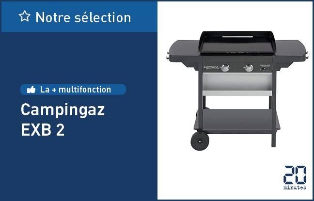 Plancha gaz Campingaz EXB 2.