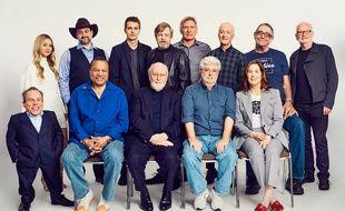 L'équipe pour le 40e anniversaire de la sagaStar Wars