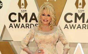 La star de la country Dolly Parton