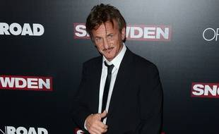 Sean Penn à New York