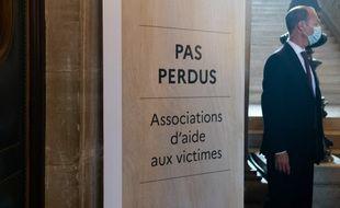 La Cour d'appel de Paris à la veille de l'ouverture du procès des attentats du 13-Novembre.