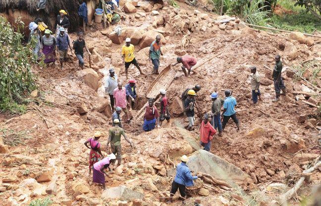 Cyclone Idai: Au moins 300 morts au Mozambique et au Zimbabwe