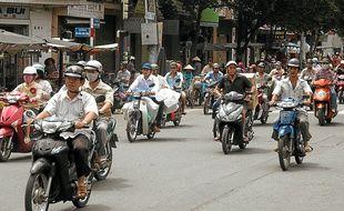 Le Vietnam compte 90 millions d'habitants, dont une classe moyenne de 6 millions d'individus.