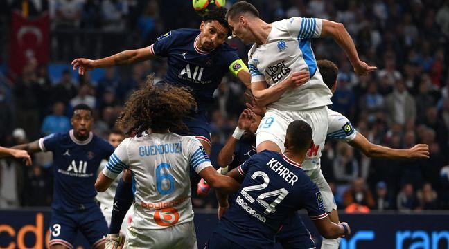 OM – PSG : Malgré le score vierge, un match loin d'être nul entre Marseillais et Parisiens