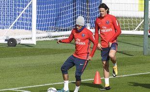 Neymar s'est excusé dans le vestiaire parisien.