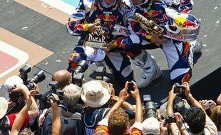 Les succès de Cyril Despres (moto) et Stéphane Peterhansel (auto) ont apporté une touche française au rallye Dakar, devenu depuis 2009 et son franchissement de l'Atlantique, une épreuve avant tout sud-américaine.