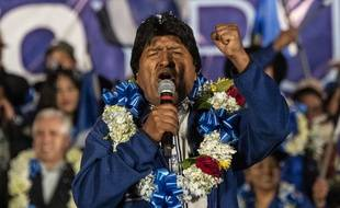 Le président bolivien Evo Morales a dénoncé mercredi la grève générale lancée dans son pays à l'appel de l'opposition en la comparant à un