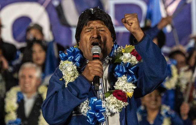 Présidentielle en Bolivie: Morales vainqueur, de nombreux pays réclament un second tour