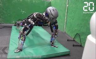 Ce robot est plus musclé que vous - Le rewind