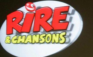 Le logio de la station Rire et Chansons.