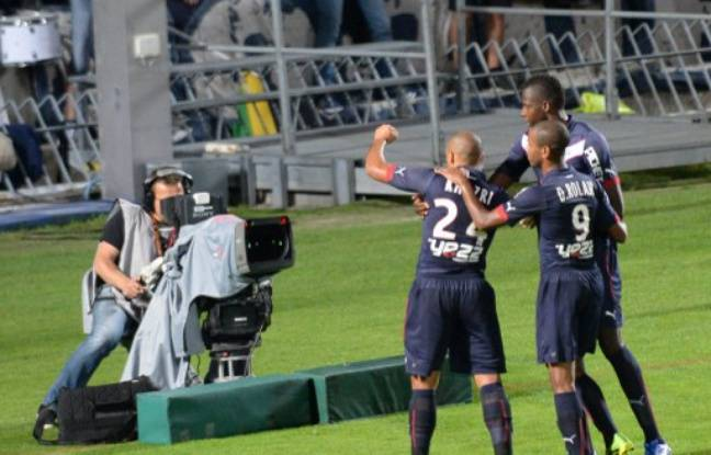 ligue 1 revivez bordeaux rennes en live comme la maison 2 1 score final. Black Bedroom Furniture Sets. Home Design Ideas