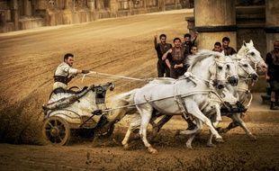 Jack Huston dans le rôle titre de «Ben-Hur».
