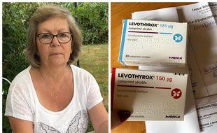 Armelle est sous Levothyrox depuis vingt-six ans. Son corps supporte très mal le passage à la nouvelle formule du Levothyrox.