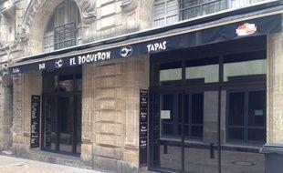 Le restaurant El Boqueron, dans le quartier Saint-Michel à Bordeaux