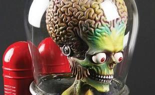 Mars Attacks! de Tim Burton,