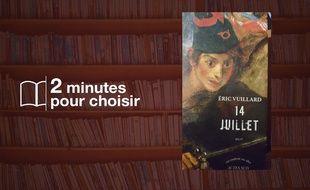 Eric Vuillard, 14 juillet, Actes Sud