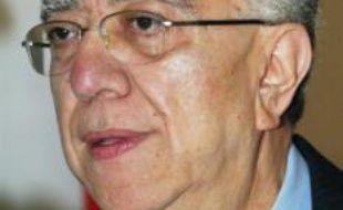 Le député chrétien libanais Antoine Ghanem, tué le 19 septembre dans un attentat à Beyrouth