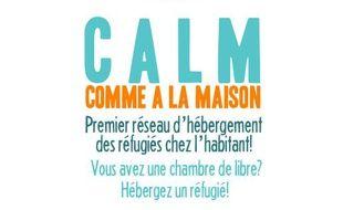 Le site Calm, qui met en contact des réfugiés et des Français qui ont un hébergement à offrir.
