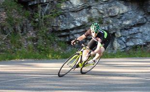 Ivan fera partie des dix cyclistes à prendre le départ de l'Etape du Tour.
